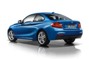 2014 bmw 2 series coupe rear three quarters photo 12