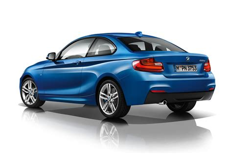2014 Bmw Coupe by 2014 Bmw 2 Series Coupe Rear Three Quarters Photo 12