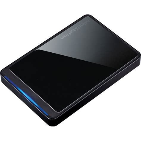 Hardisk External Buffalo 1tb buffalo 1tb ministation stealth usb 2 0 portable hd pct1tu2 bb