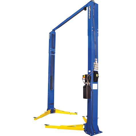 free shipping forward lift 2 post extra low ceiling