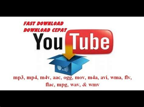 download mp3 dari youtube cepat cara cepat download mp3 dari youtube faster download mp3