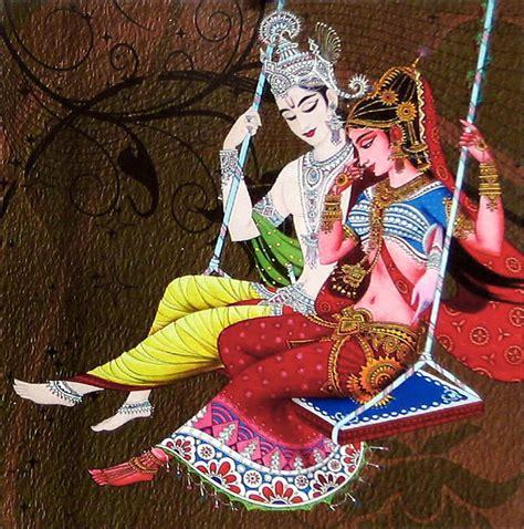 radha krishna swing hariharji jhulan utsav 15th july to 13th august 2011
