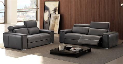 canapé cuir italien design dodge relaxation 233 lectrique ou fixe en cuir 233 pais 2mm