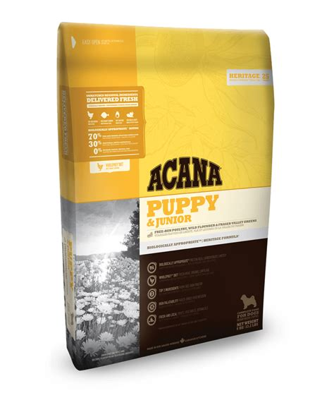 acana puppy large breed puppy junior acana pet foods