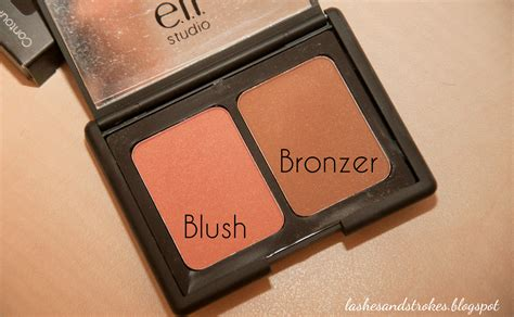 Studio Contouring Blush And Bronzing Powder St Lucia lashes and strokes review studio contouring blush and bronzing powder in st lucia
