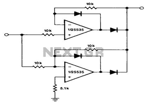 precision diode uses precision diode uses 28 images precision diode op half wave rectifier ece tutorials arduino
