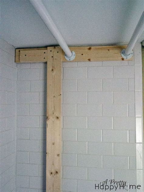 Turning A Bathtub Into A Shower by Turning A Tub Shower Into A Closet Without Damage A