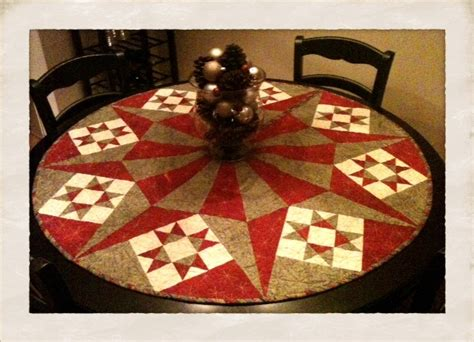 quilted tablecloth table linens 15 best round quilted tablecloths images on pinterest