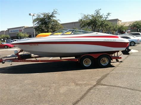 crownline boat with outboard crownline br 202 boat for sale from usa