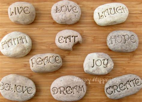 quotes on stones with them quotesgram