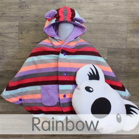 Cuddleme Baby Cape cuddleme baby cape rainbow