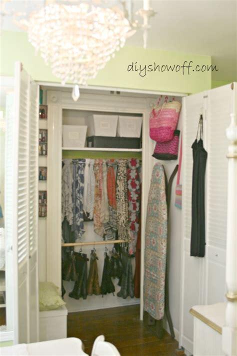 diy show dressing room reveal awesome closet