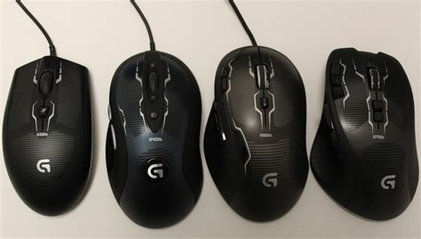 Mouse Gaming G400s new gaming line products logitech gaming mouse it news