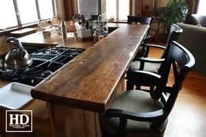 Sawbuck Table Reclaimed Wood Bar Amp Kitchen Island Tops Hd Threshing