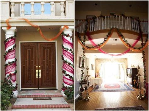 engagement decoration ideas at home indian engagement party by aubrey j coordinating
