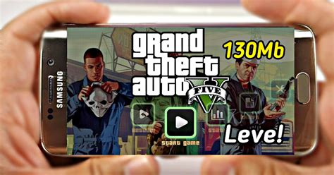 gta v apk data canal vitinho saiu gta 5 130mb apk data via mega para celulares android