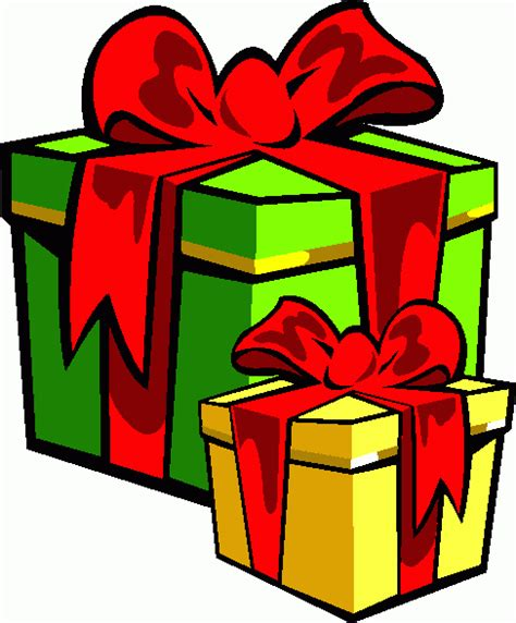 christmas gifts cliparts free download clip art free