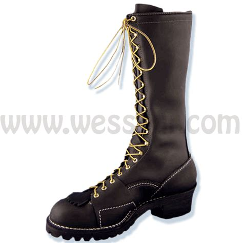 tree climbing boots wesco highliner boots the best boot for spur climbing