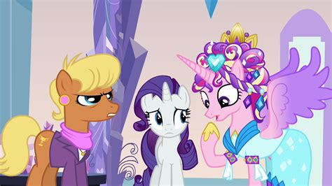 my little pony l immagine princess cadance cannot believe what she hears