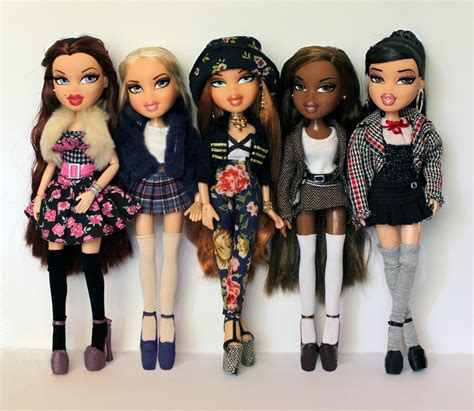 Dress Sabrina Cleo White the bratz are ready for school i ve wanted to create an