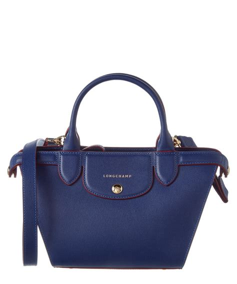 Longch Le Pliage Classic Handle 4 longch longch le pliage heritage small leather top handle bluefly