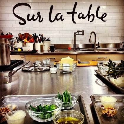 sur la table cooking class marlton what micky eats sur la table cooking class
