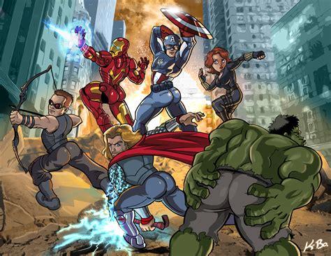 Kaos 3d Soulpower Captain America the hawkeye initiative emble