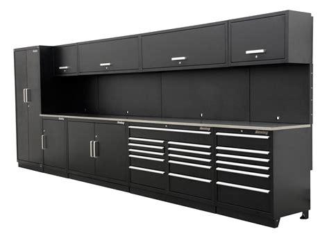sealey garage storage systems