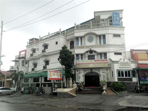 hotels in angeles clark philippines book hotels and kings hotel city center angeles clark philippines