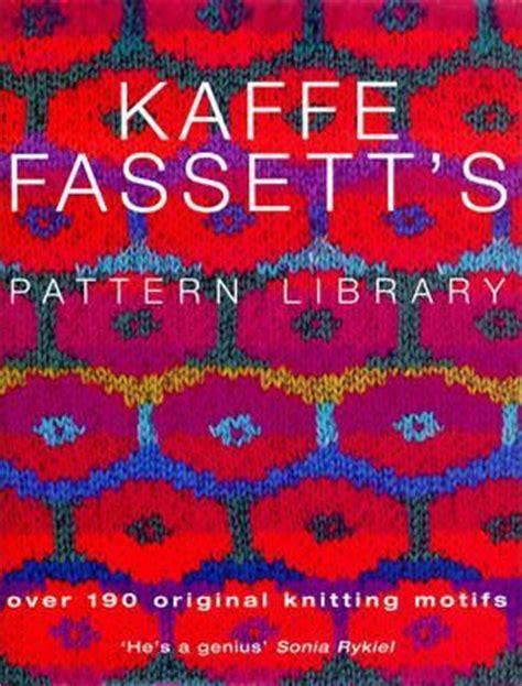 Pattern Library Kaffe Fassett   kaffe fassett s pattern library kaffe fassett