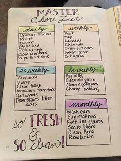 master chore list bullet journal master chore list bullet journal bullet journal