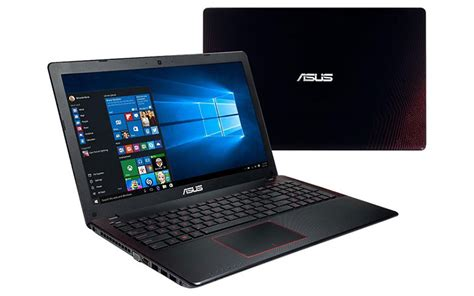 Laptop Asus November asus r510jx entry level gaming laptop with windows 10