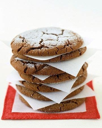 quick cookie recipes martha stewart quick cookie recipes eat christmas treats ginger cookies martha stewart and