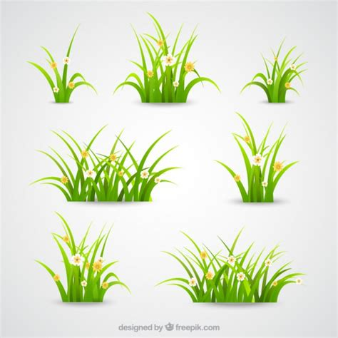 clipart collection free green grass collection vector free