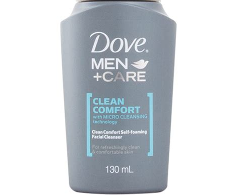 dove men care clean comfort dove men care clean comfort facial cleanser 130ml ebay
