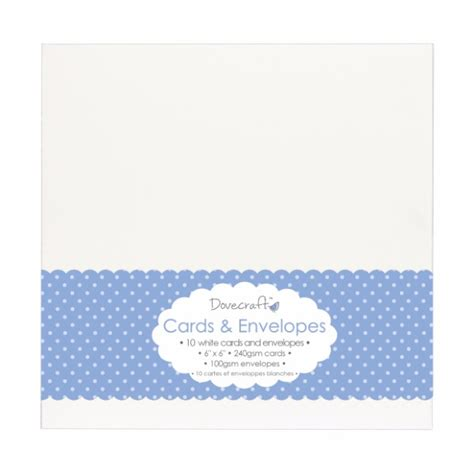 6x6 card pack cards template dovecraft white 6x6 cards and envelopes pack of 50