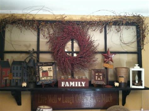 20 Best Primitive Decorating Ideas Hative Country Wall Decor Ideas