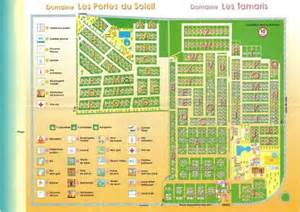 plan du lotissement 224 gauche les portes du soleil 224