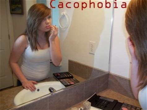 Associated Ugliness by Cacophobia Fear Of Ugliness Causes Symptoms Treatment