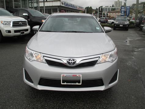 2013 Toyota Camry Price 2013 Toyota Camry Le Price Reduced 18498 New