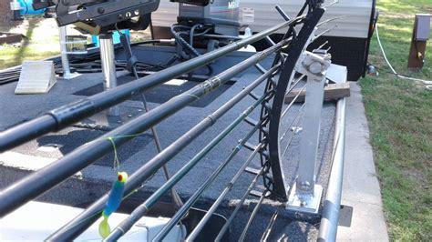 boat rod transport holders elite rod holders