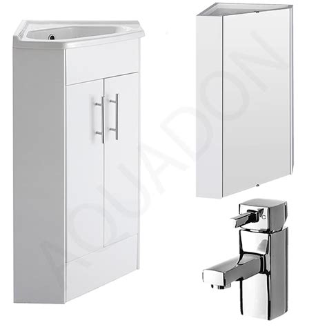 white bathroom corner unit bathroom corner vanity unit corner mirror cabinet