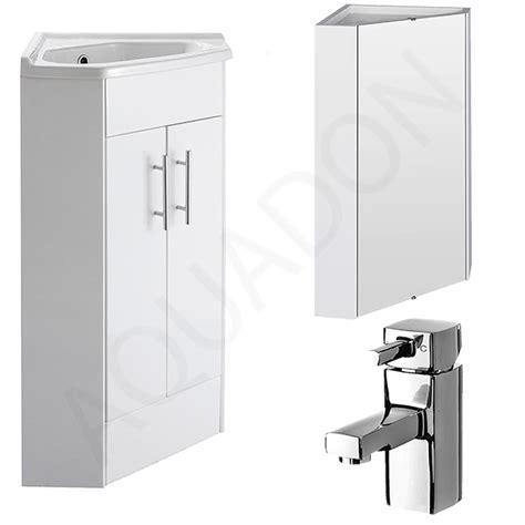 Bathroom Cabinets Corner Unit Bathroom Corner Vanity Unit Corner Mirror Cabinet