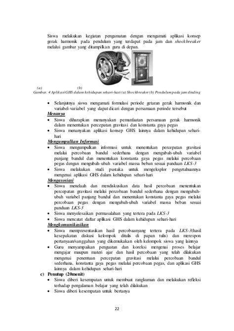 Shockbreaker Lks 5 sma kelas xi rpp kd 3 4 4 4 ghs karlina 1308233