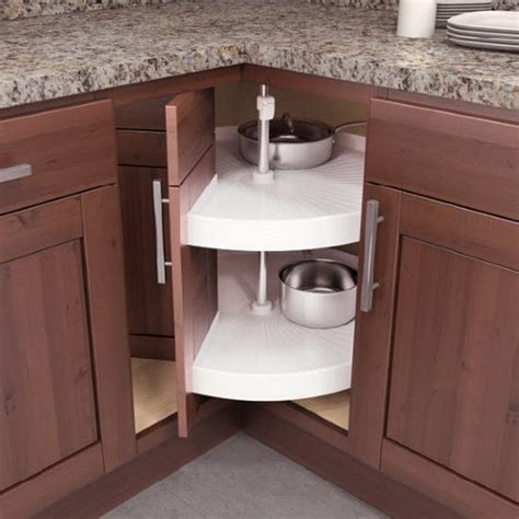 Corner Cabinet Kitchen Storage Kitchen Corner Cabinet Storage Ideas 2017