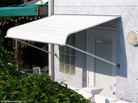awning support 1100 series door canopy with support arms