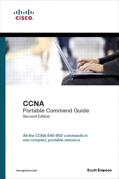 cisco ccna command guide computer networking series books ccna portable command guide 2nd edition