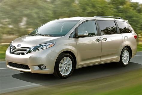 toyota minivan used 2015 toyota sienna for sale pricing features