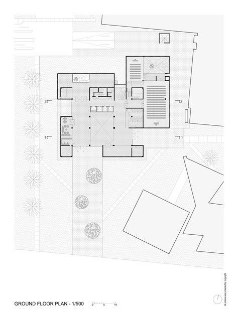 e plans gallery of innovation center uc anacleto angelini