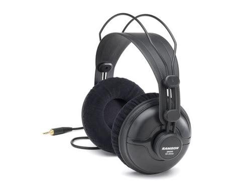 Headphone Untuk Rekaman jual samson sr950 headphone monitoring closed zeal